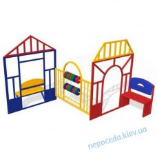 Игровое оборудование для детских садиков Дворик