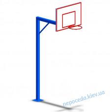Стійка баскетбольна з кільцем для вулиці