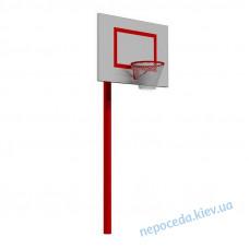 Баскетбольная стойка уличная 395см