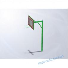 Стойка баскетбольная со щитом для школы
