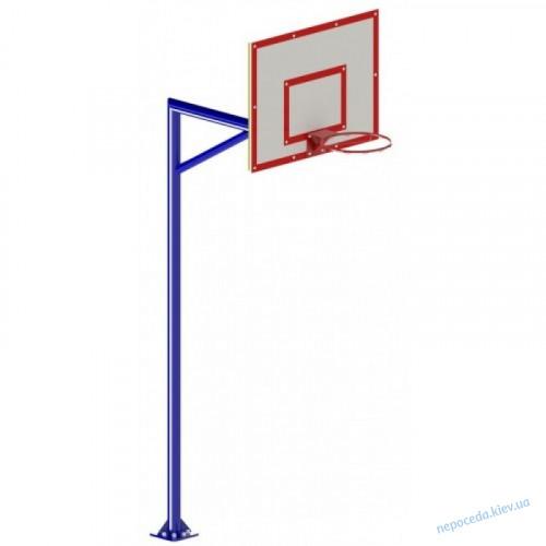 Баскетбольная стойка уличная высота 4050 мм