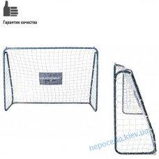 Ворота для футбола металлические 213-152см