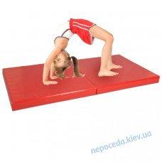 Мат гімнастичний розкладний 2000 * 1000мм дитячий