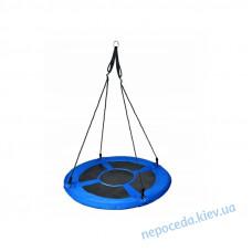 Качели для детей «Гнездо аиста» 2609 (синяя)