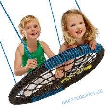 Качели-гнездо детские OVAL 108x83 см