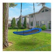Качели для детей «Гнездо аиста» MIR624 (Синий)