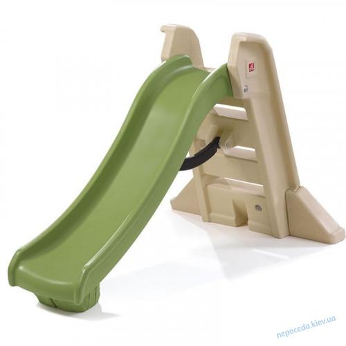 Детская пластиковая горка Big folding 104х163х43 см