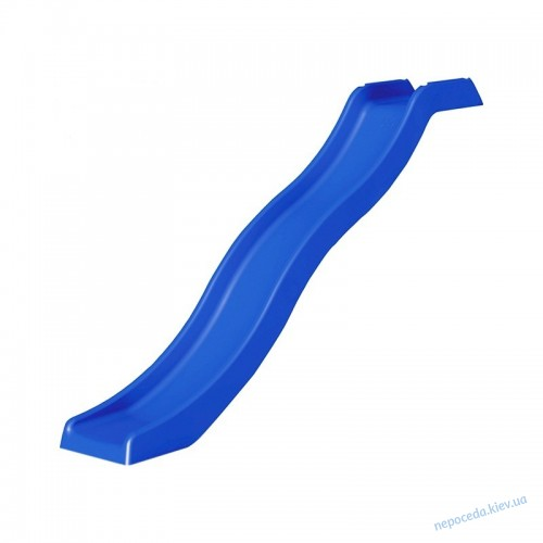 Горка детская пластиковая фигурная, спуск 2,75 метра