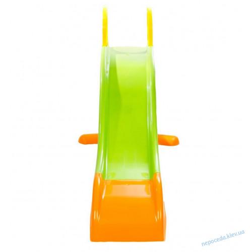 Горка пластиковая длина спуска 180см