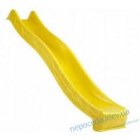 Детская горка пластиковая 3 метра скользкая kbt