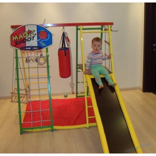 Спортивный детский уголок «Секро-Чемпион»