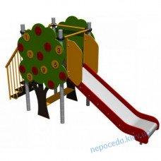 """Горка для детей """"Яблочный сад"""" (малая)"""
