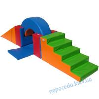 Полоса препятствий 2 (набор игровых модулей) в детскую комнату