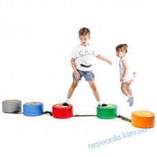 Детский игровой тренажер Пяточки