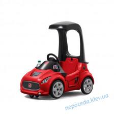 Дитяча машина-каталка Turbo Coupe Foot-To-Floor 89х92х49 см