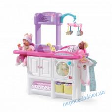 Детский стол-пеленатор для игр с куклами Love and Care delux Nursery