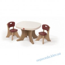 Набор: стол и 2 стула Table and chairs set