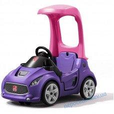Детская машина-каталка Turbo Coupe Foot-To-Floor 89х92х49 см