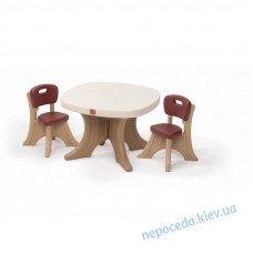 Набор: стол и 2 стула Table and chairs set
