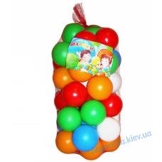 Мячики для сухого бассейна (100шт)