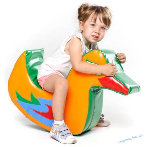 Качалка Уточка детская