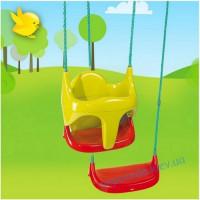 Детские подвесные качели 2в1