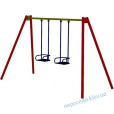 Дитячі гойдалки «Подвійні»