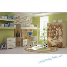 Детская комната Mega (мебель подростку)