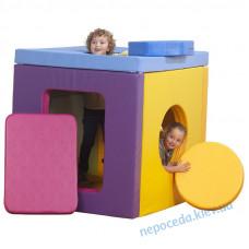 Детский игровой куб Гулливерчик