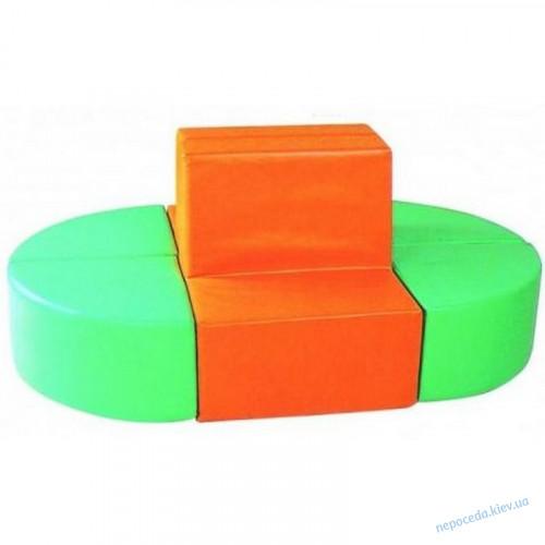 """Детский набор мебели угол """"Трансформер"""""""