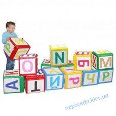 """Детский игровой набор кубики """"Азбука"""""""