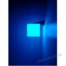 Настенный светильник Куб 20х20см с RGB подсветкой