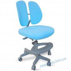 Детское кресло Evo-Kids Mio-2 голубое