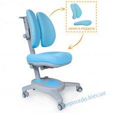 Детское кресло Mealux Onyx Duo голубое Y-115