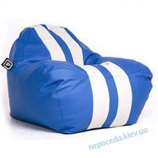 Кресло-мешок Спорт (синее)