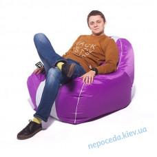Кресло-мешок Спорт (фиолетовое)