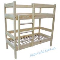 Двухьярусные кровати сосна 190см