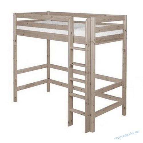 Двухъярусная кровать Чердак для подростков
