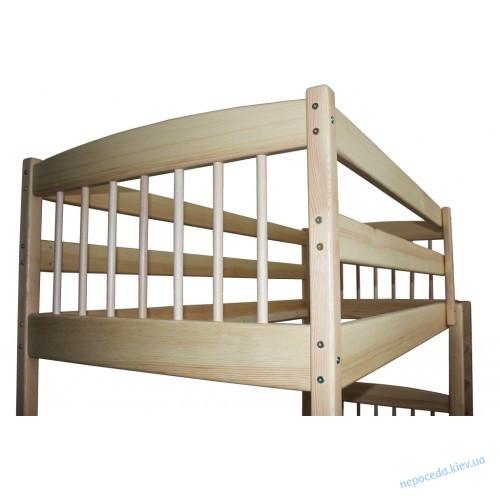Двухъярусная кровать «Анкона» трансформер 190см