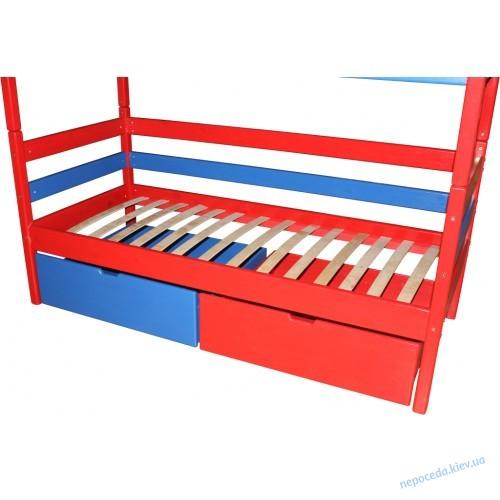 Двухъярусная кровать-трансформер «Париж»