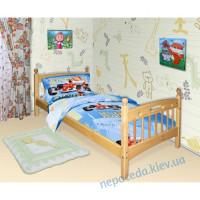 """Детская кровать """"Классика"""" из дерева"""
