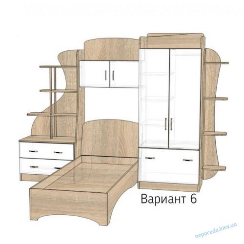 Детская комната Д-4