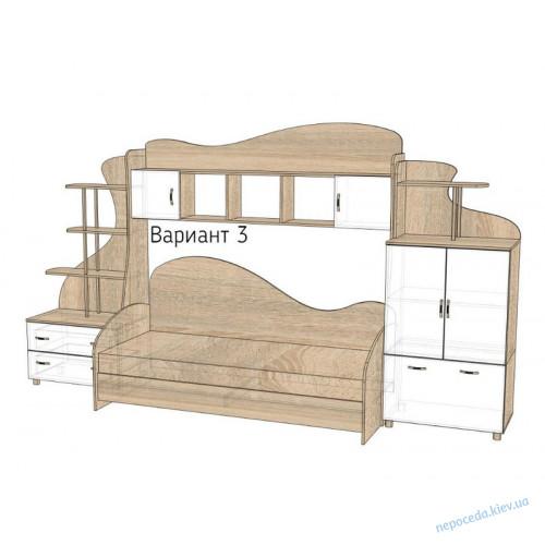 Детская комната Д-2Р