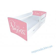 Кровать детская Kinder-Cool для девочки без ящика 1700*800 мм