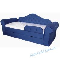 Дитяче ліжко MELANI (Мелані) синій
