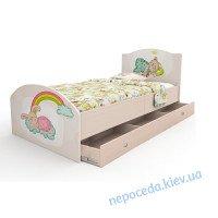 """Кровать детская """"Зайки-Непоседа"""" 70*140"""