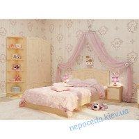 Кровать для девочки «Kitty-Непоседа» без ящиков