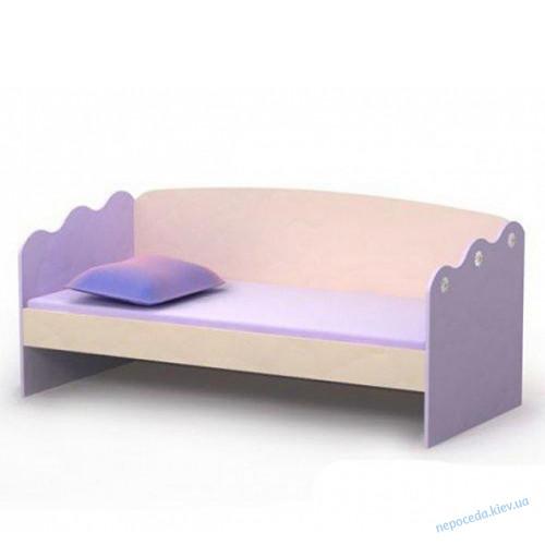 """Детская кровать """"Сильвия"""" для девочки"""