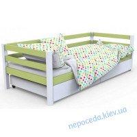 """Одноярусная кровать """"Валенсия"""" деревянная 199см"""
