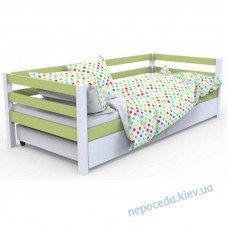 """Одноярусная кровать """"Валенсия"""" деревянная"""